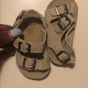 Baby gap Birkenstock style very gently used